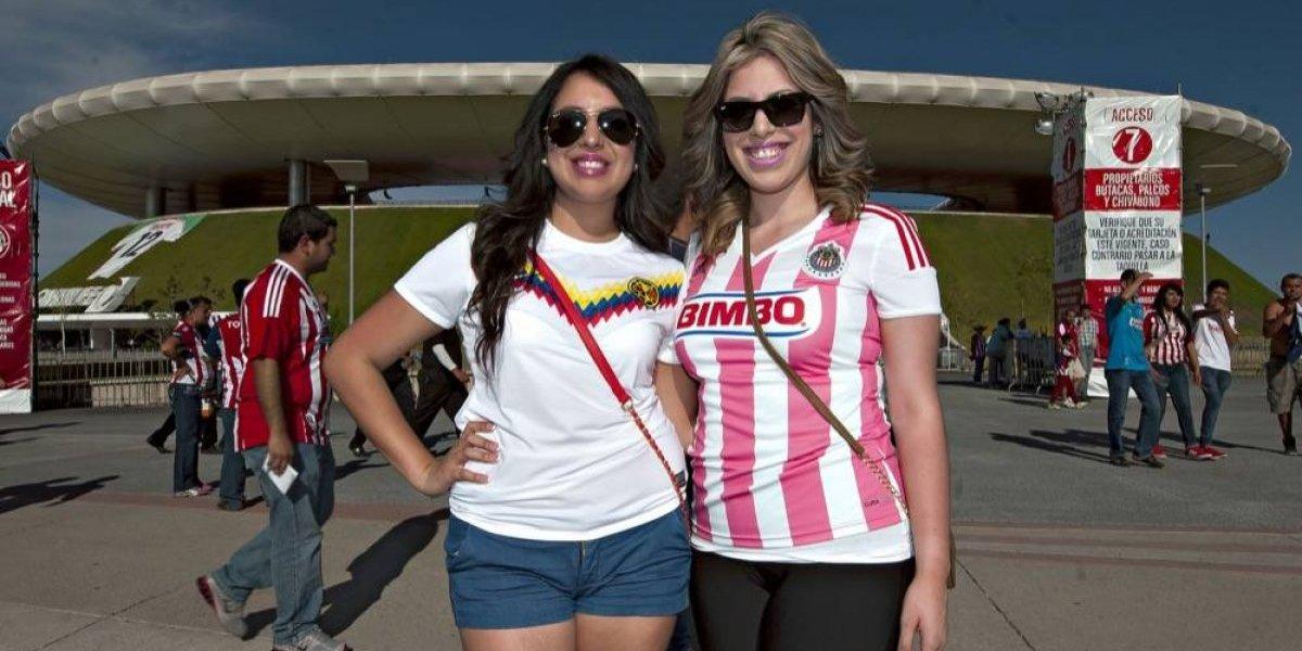 Boletaje agotado para el Chivas-América del próximo sábado