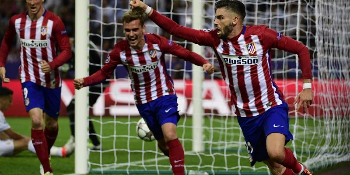 El Atlético hace oficial lamarcha de dos de sus estrellas
