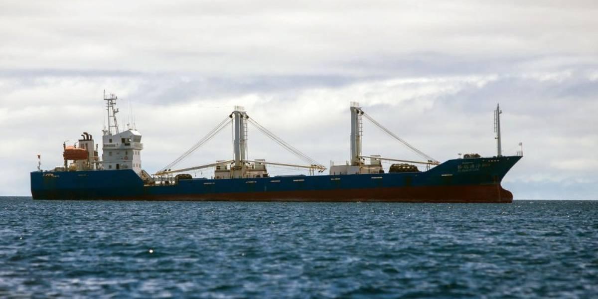 Moreno dijo que notificó a China que hará prevalecer sus derechos marítimos por presencia de flota pesquera