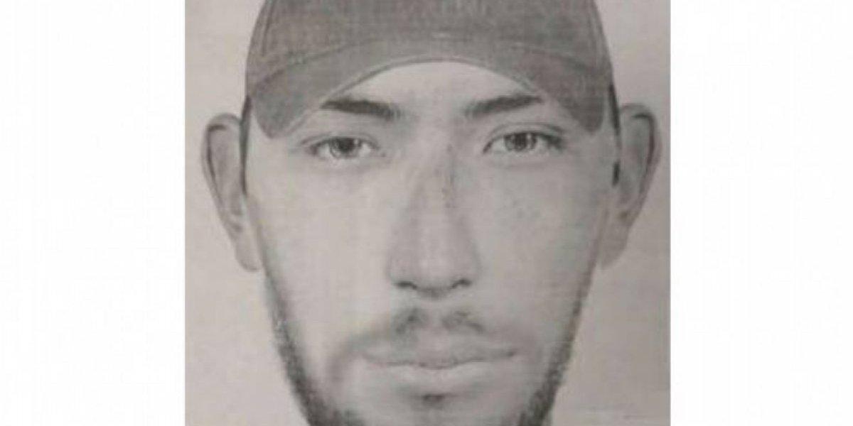 Este es el retrato hablado del presunto autor de la balacera en la UNAM