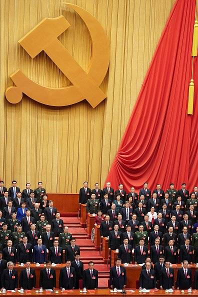 La Asamblea Nacional Popular de China tiene la última palabra con respecto a la petición.