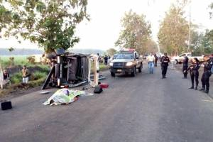 accidente de tránsito en La Gomera