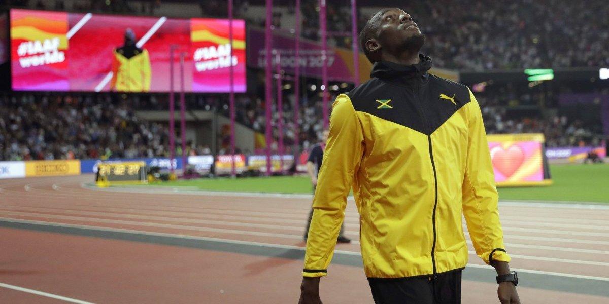 A lo grande: Usain Bolt debutará en el fútbol en Old Trafford