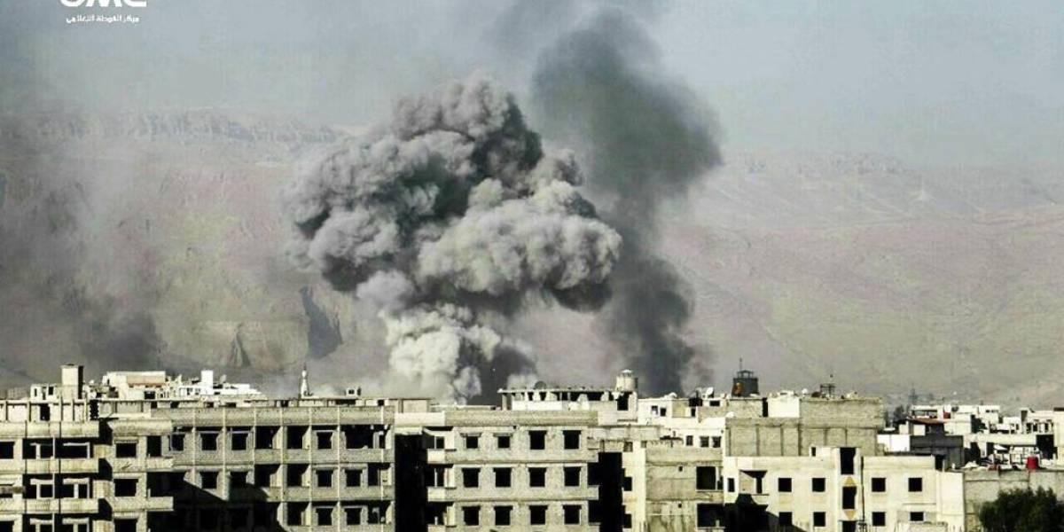 Continúan los bombardeos en Siria pese a la pausa humanitaria de Putin
