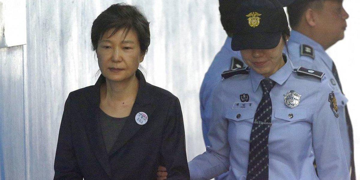 Fiscalía pide 30 años para expresidenta surcoreana