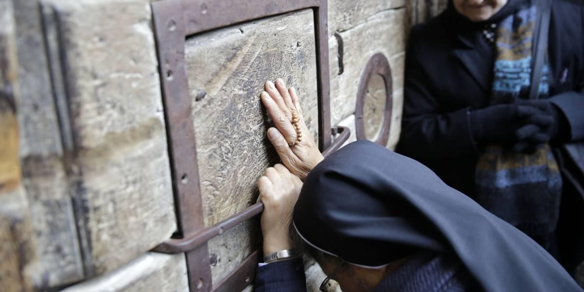 Reabrirán la iglesia del Santo Sepulcro en Jerusalén