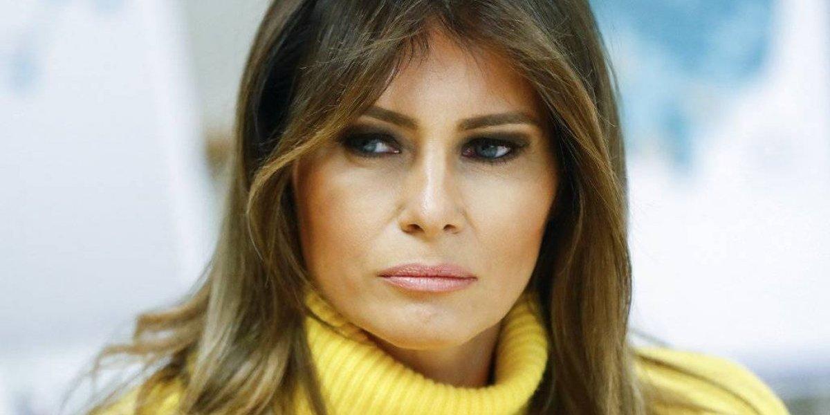 Melania Trump corta relaciones con asesora de juramentación