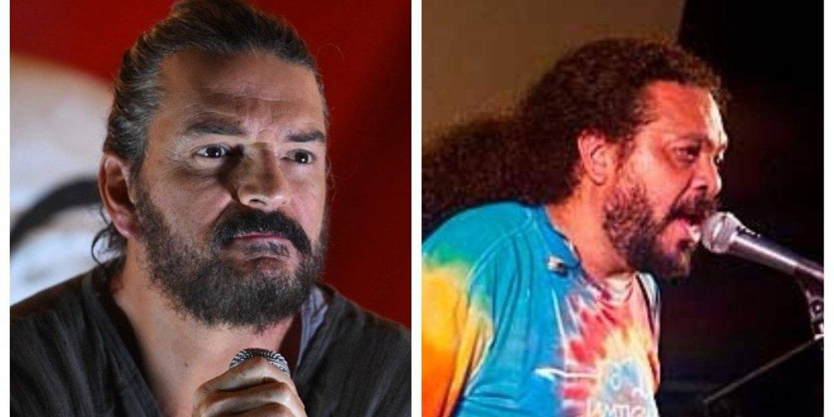 Con emotivo mensaje, Ricardo Arjona se despide de Lenín Fernández