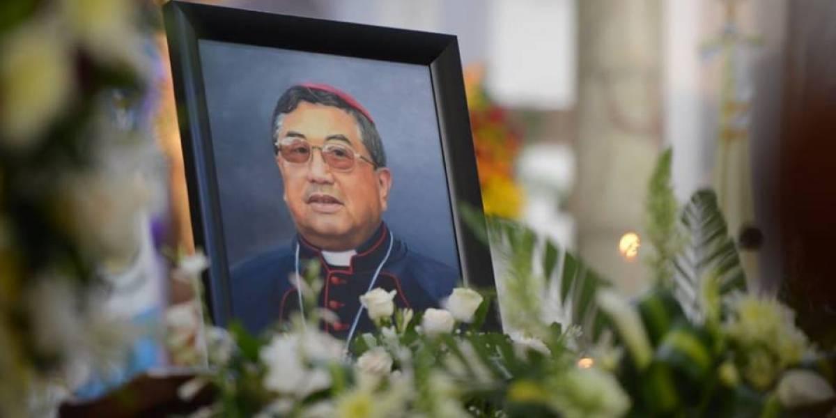 Sepelio del arzobispo Óscar Vian se realizará este martes en Catedral