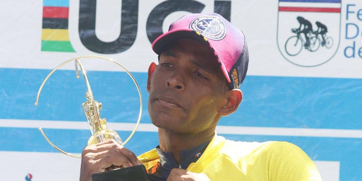 Augusto Sánchez, campeón en la Vuelta Ciclista 2018