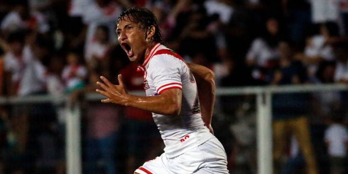 Curicó-Unión Española, el partido con más goles desde 2016