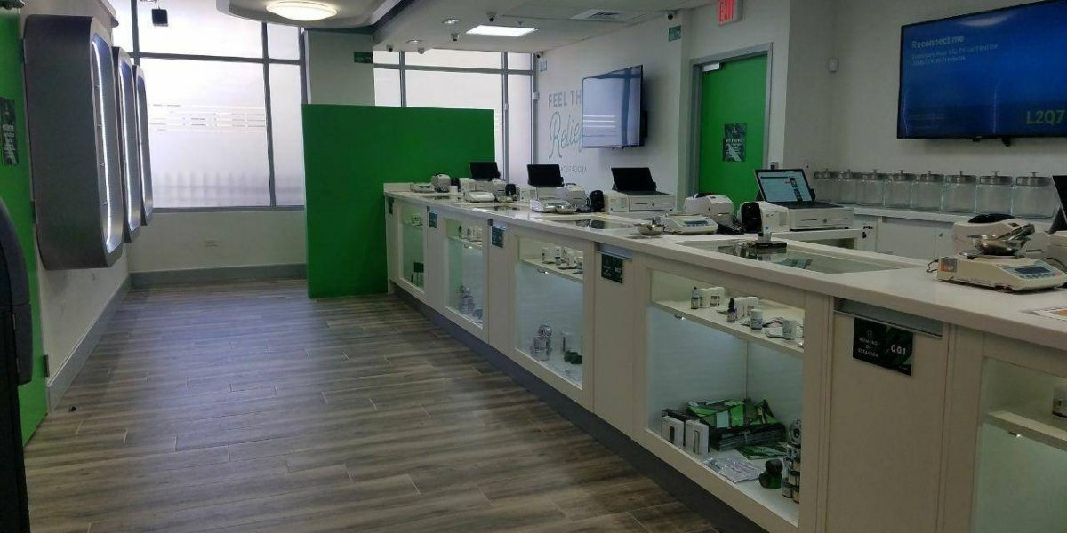 Abre dispensario cannabis medicinal en Viejo San Juan