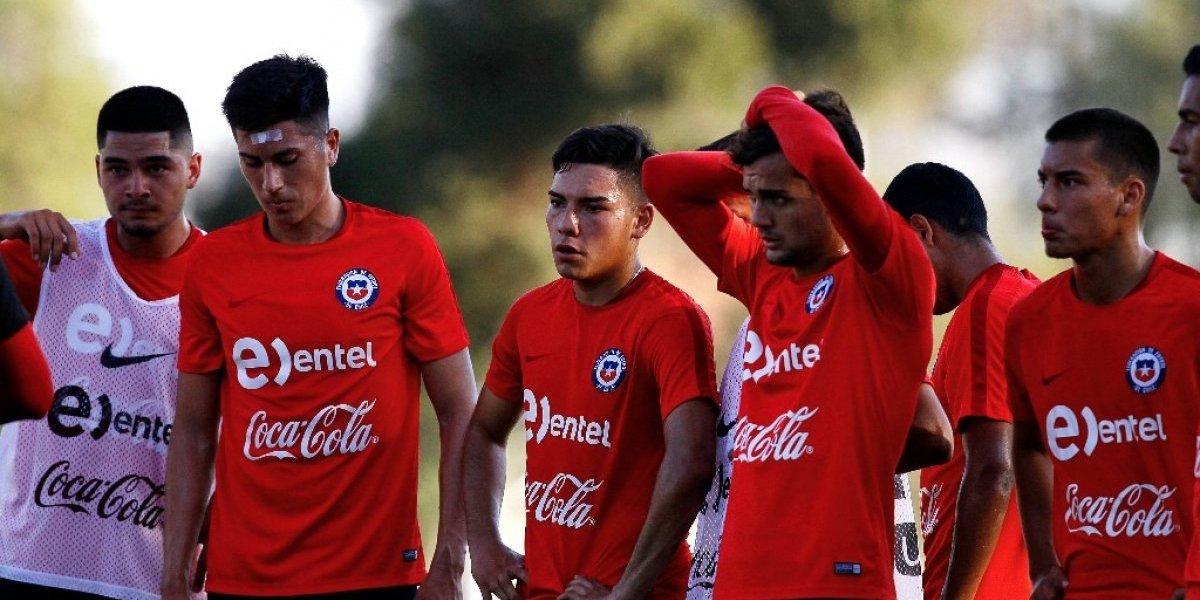 La nueva Roja Sub 20 ya tiene nómina para su primer desafío del 2018