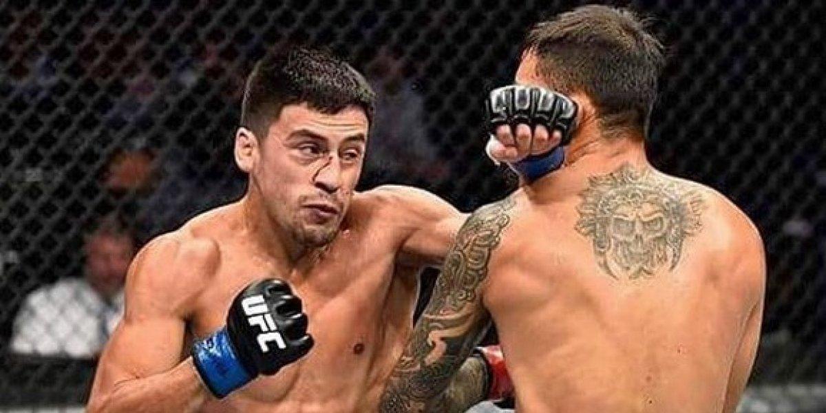 Diego Rivas ya tiene rival para la fecha de la UFC en Chile: Enfrentará a Guido Cannetti