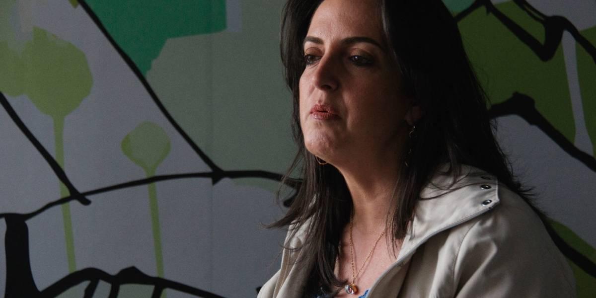 """""""A Uribe le dio temor poner a Óscar Iván Zuluaga como candidato presidencial"""": María Fernanda Cabal"""