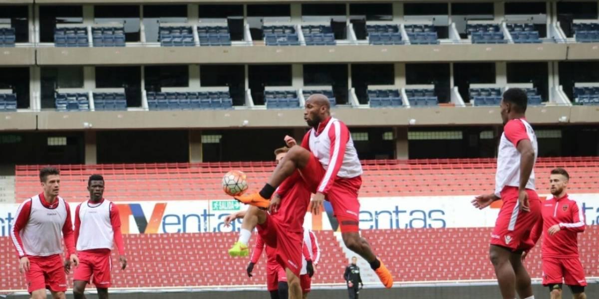 Drogba, ídolo que se une a festejo de Liga de Quito
