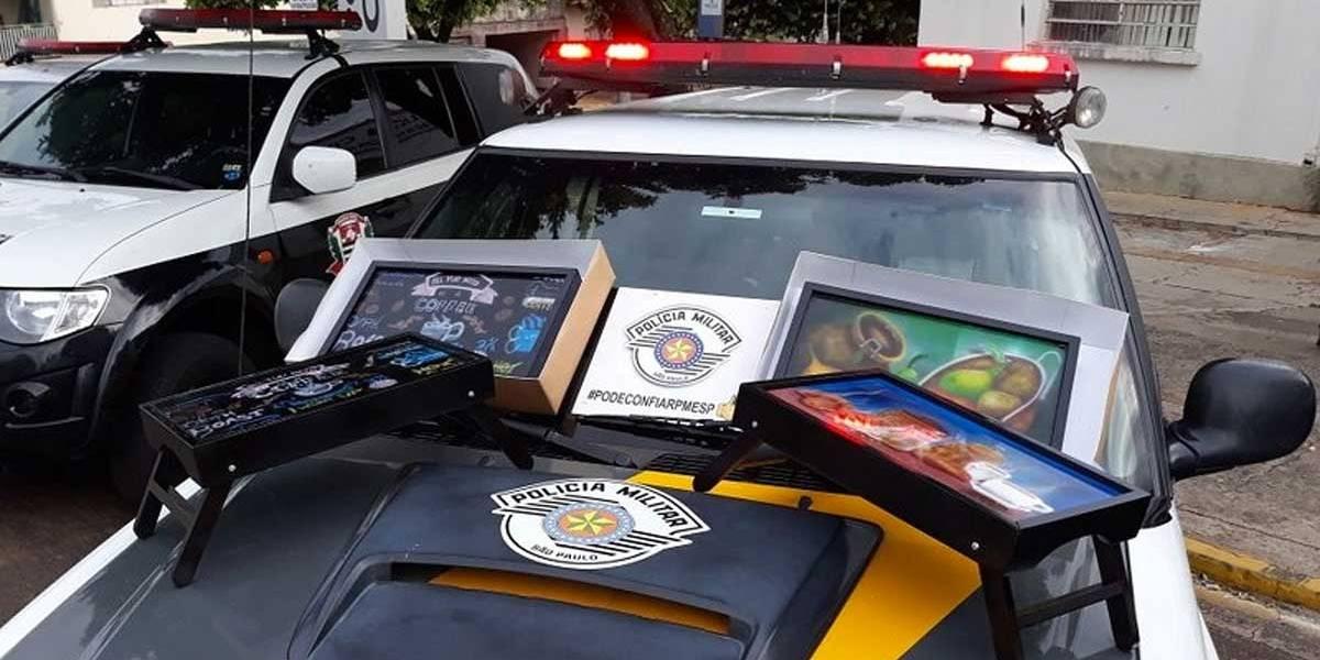Polícia apreende cocaína líquida no interior de São Paulo