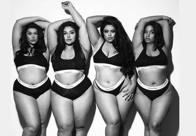 Modelos Curvy