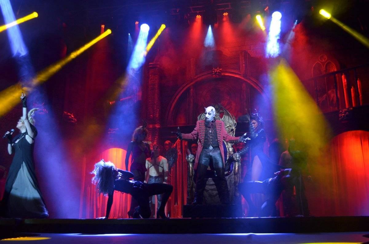 El show jugarán con temas como la lujuria, el deseo por el poder y el sexo Carmen Ortega | Publimetro