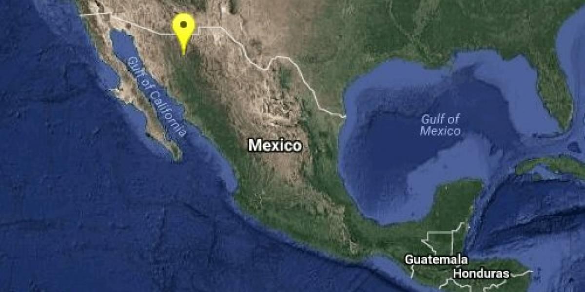 Se registra sismo de magnitud 4.2 en Sonora