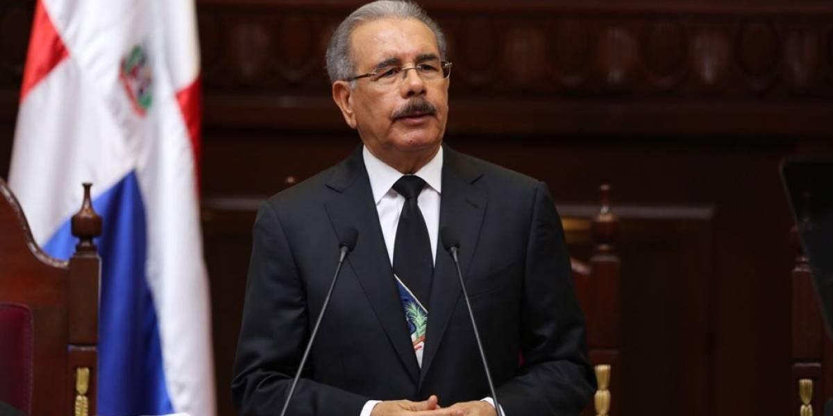 El presidente Medina rindió cuentas y este fue su discurso íntegro