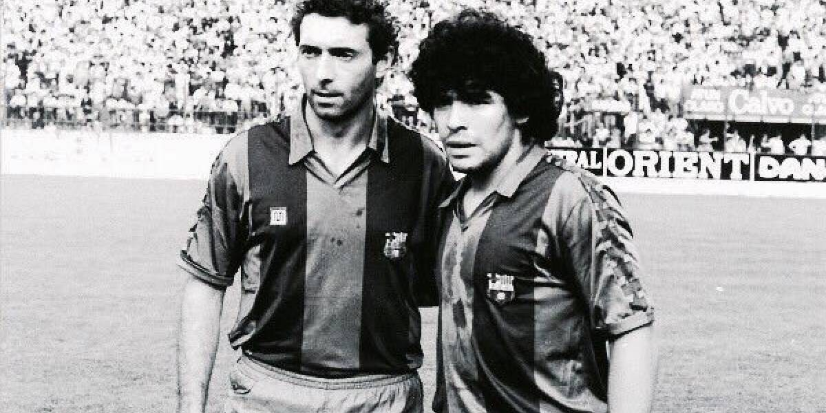 Fallece uno de los grandes ídolos del FC Barcelona