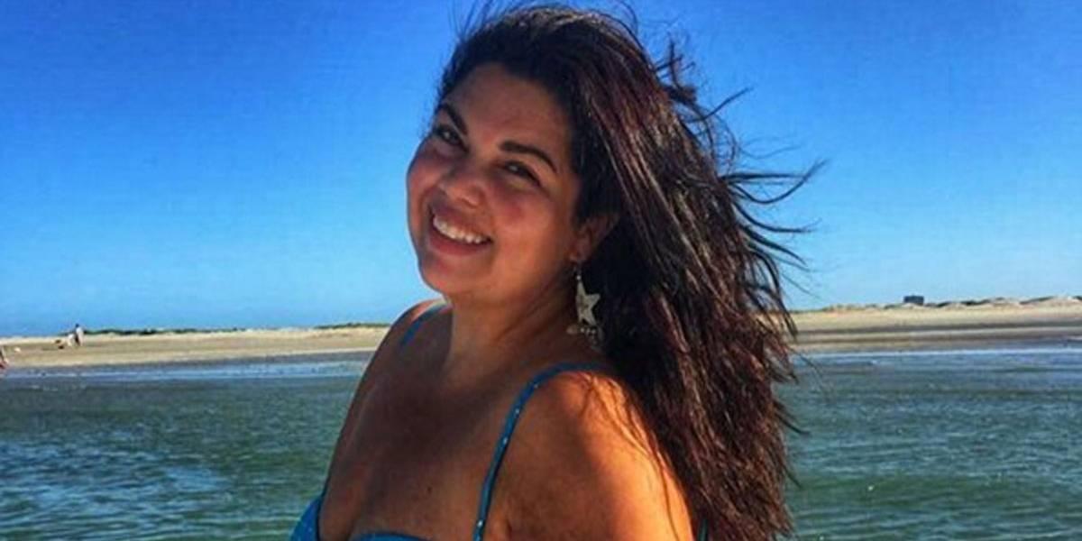 Fabiana Karla posta foto poderosa de biquíni e recebe elogios