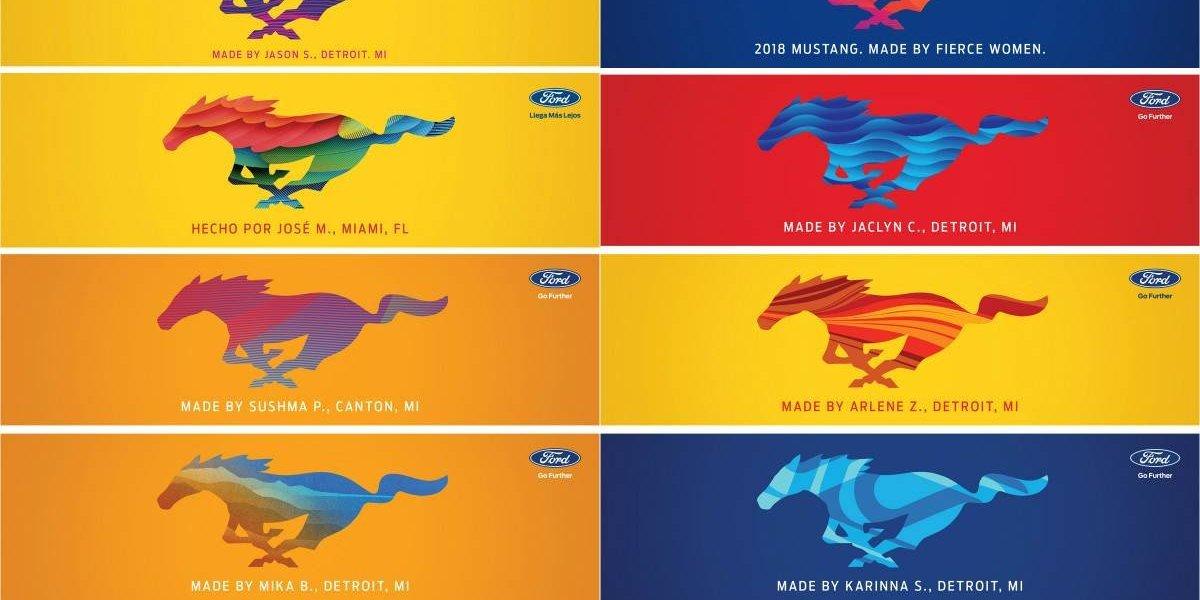 Ford quiere cambiar el look del caballo del Mustang