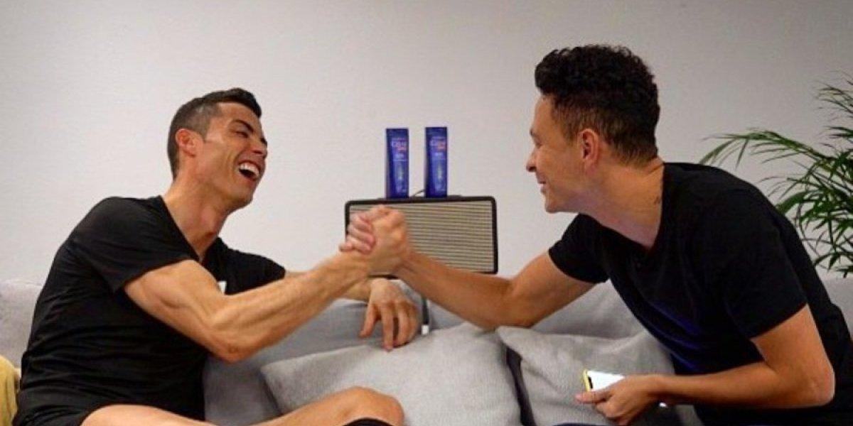 VIDEO. La emocionante entrevista de un aficionado a Cristiano Ronaldo