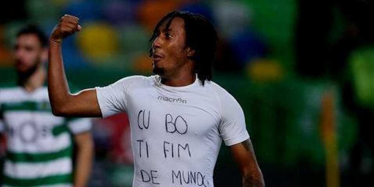 VIDEO: Expulsan a Gelson Martins por apoyar a supuesto delincuente
