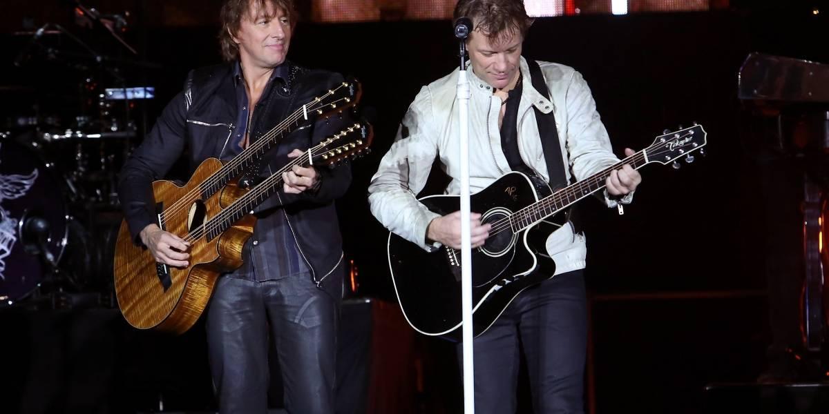 Richie Sambora vai tocar novamente com o Bon Jovi em abril