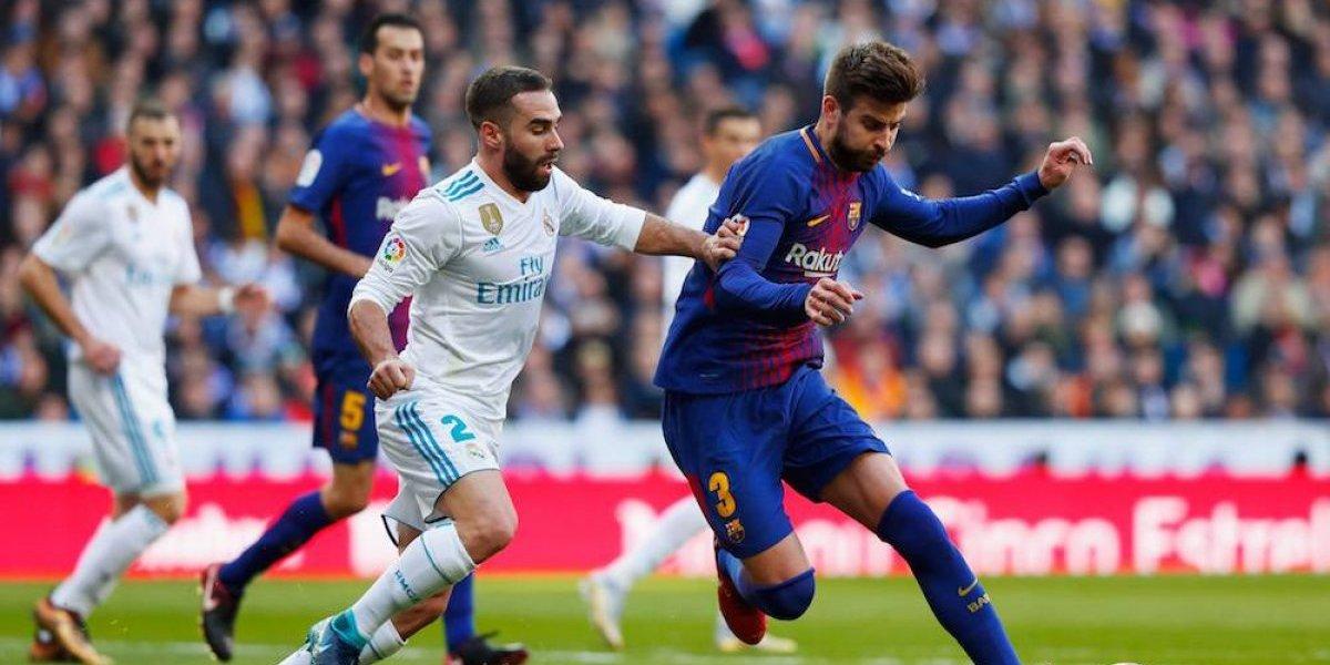 Ya hay fecha y horario para el Clásico Barcelona-Real Madrid