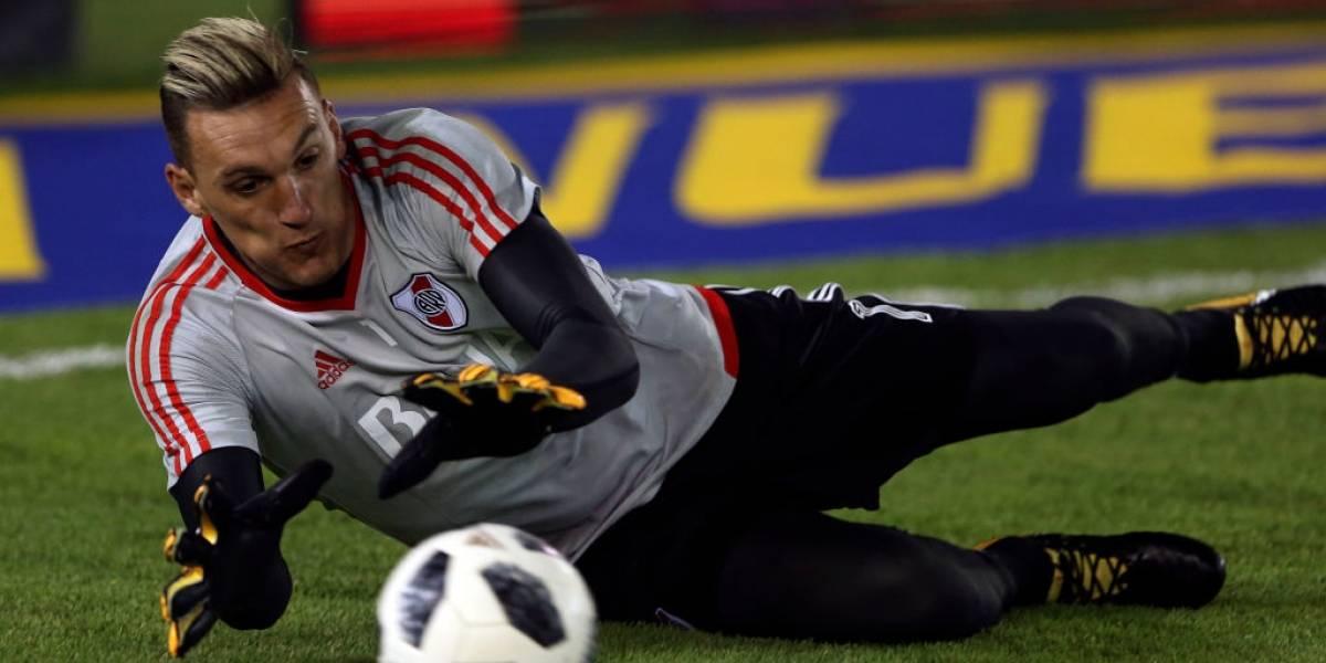 Franco Armani no podrá ser convocado a 'la Tricolor'