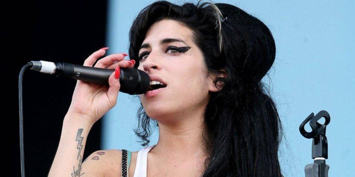 Aparece tema inédito de Amy Winehouse