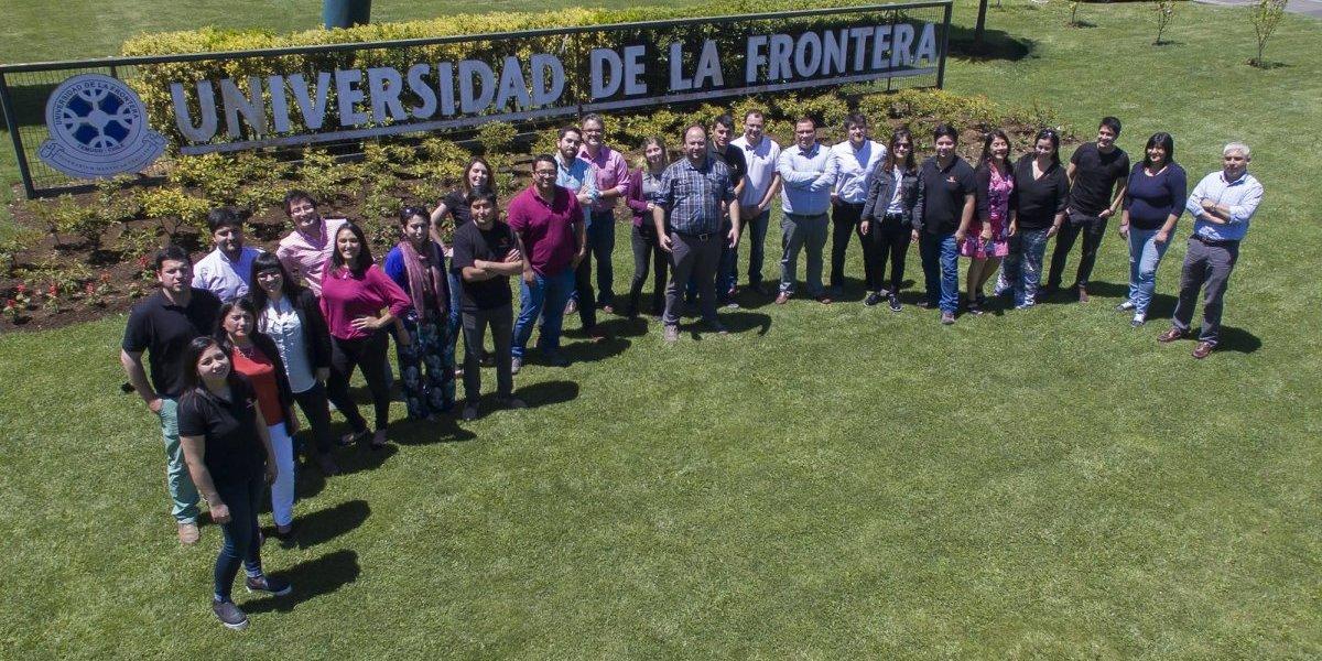 Es la octava a nivel mundial: Premiaron a Incubadora de Negocios de la UFRO