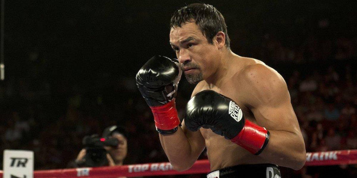 Juan Manuel Márquez confirma su retiro del boxeo profesional