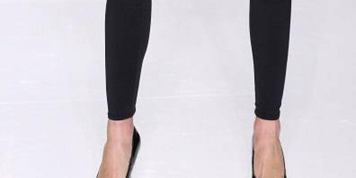 """Le pidió a su novio que le comprara unas leggins negras y su """"colapso"""" acerca de la prenda se transformó en el mejor viral"""