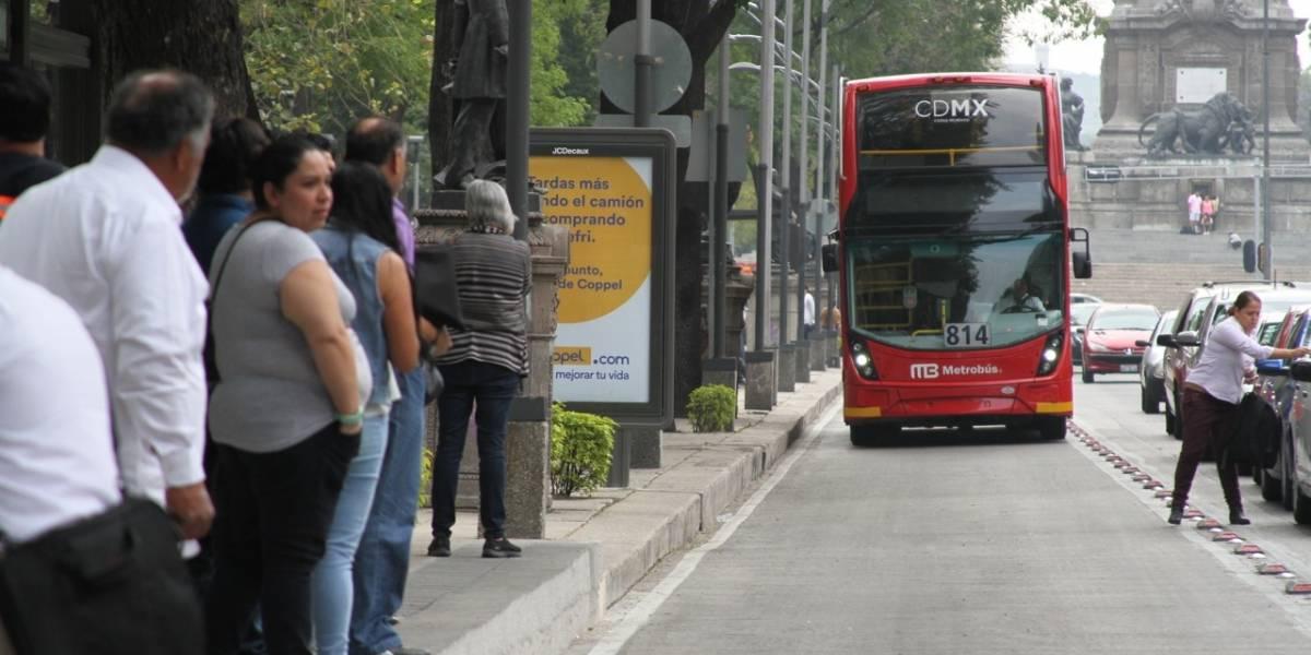 Con más de cuatro meses de retraso, arrancará Metrobús Reforma