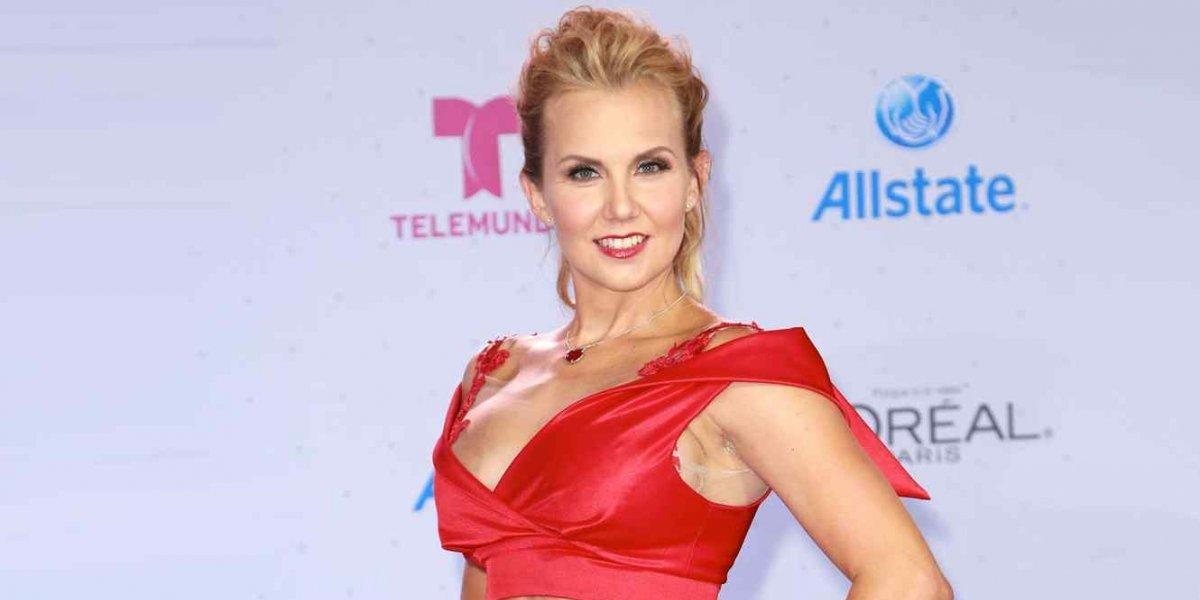 Michelle Vieth revela que una famosa actriz abortó un hijo de su ex Héctor Soberón