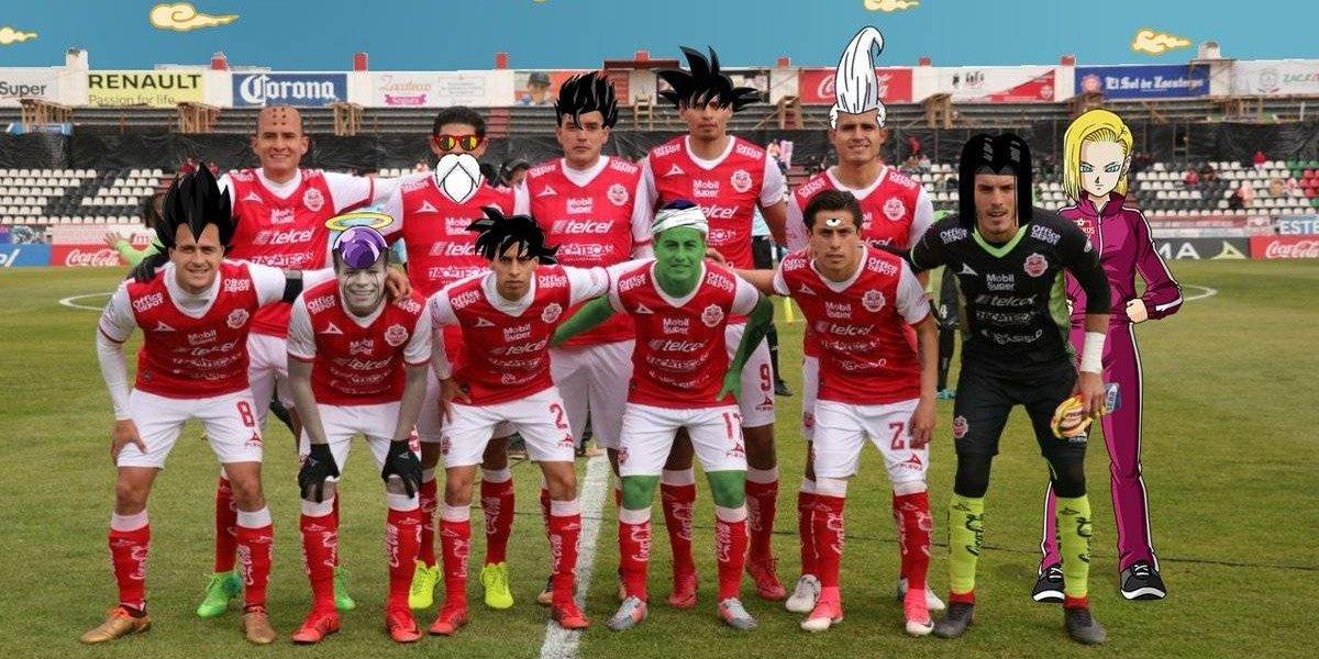 Equipos del futbol mexicano celebran el #DragonBallDay