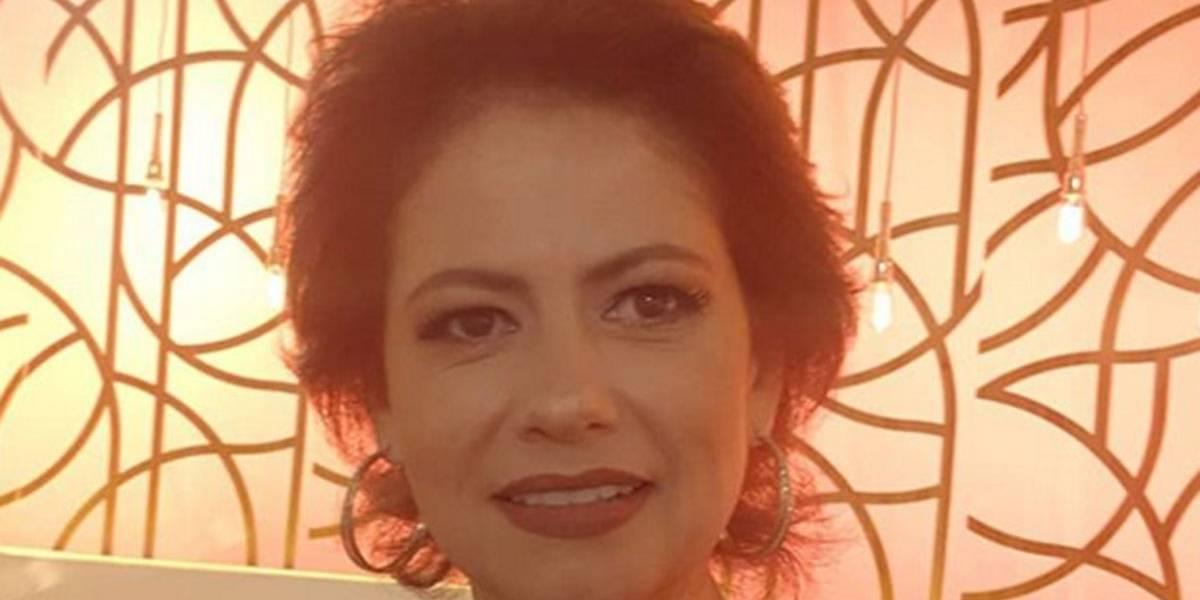Narjara Turetta é criticada por estar muito 'eufórica' na TV e desabafa nas redes sociais