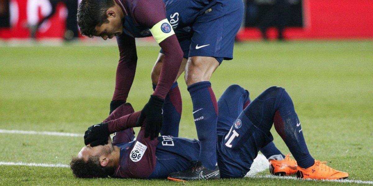 El PSG y la prensa brasileña se contradicen con el tiempo de baja de Neymar