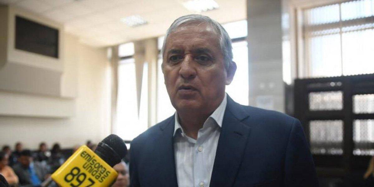Sala rechaza acción y confirma a colaboradores en el caso Cooptación del Estado