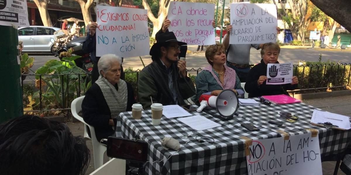 Parquímetros en la Juárez, negocio de 60 mdp al año