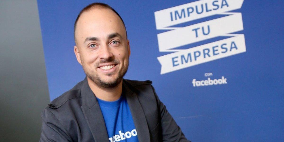 """Patrick Hruby: """"Facebook puede ser una gran herramienta para emprender"""""""