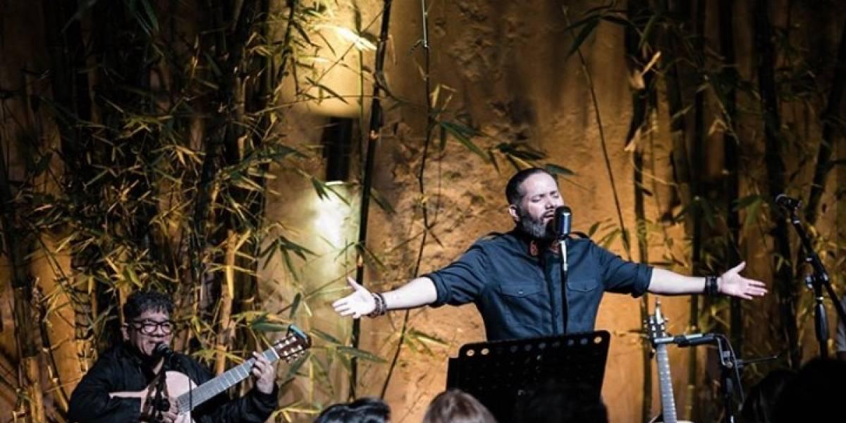 "Pavel Núñez concluyó primeros conciertos de la gira ""Agonizando Tour"""
