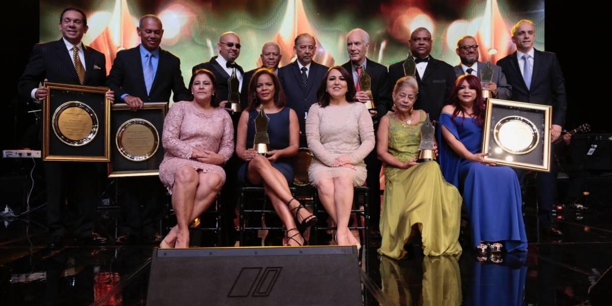Acroarte reconoció 11 personalidades con méritos periodísticos y artísticos