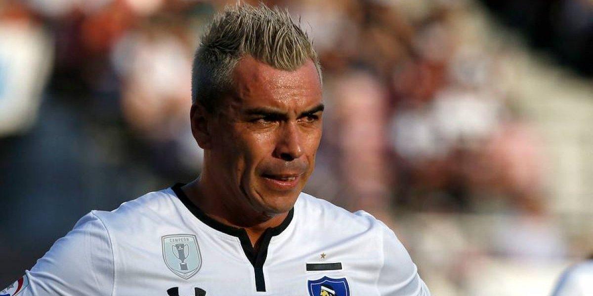 El récord que buscará Esteban Paredes en la Copa Libertadores