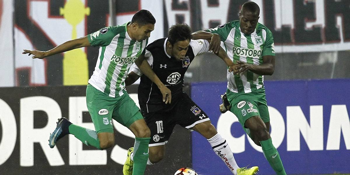 Así vivimos la derrota de Colo Colo ante Atlético Nacional en su debut en la Libertadores.