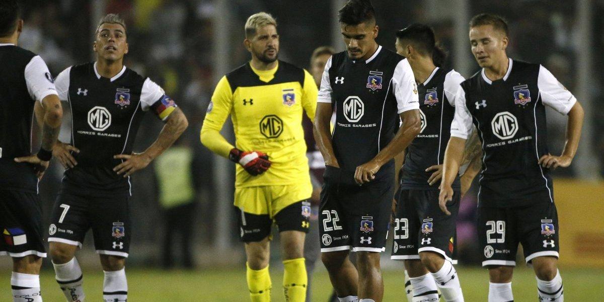 El negro registro del debut de Colo Colo en la Libertadores durante el siglo XXI